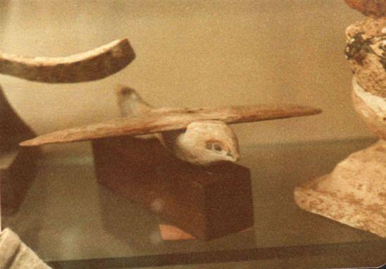 Saqqara Bird 1